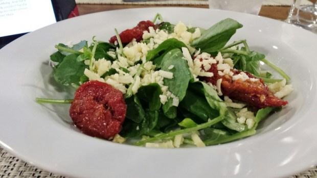 Tryp Wyndham GRU Airport Hotel tomato salad