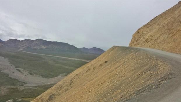 Denali National Park Katishna Experience Bus Tour Road