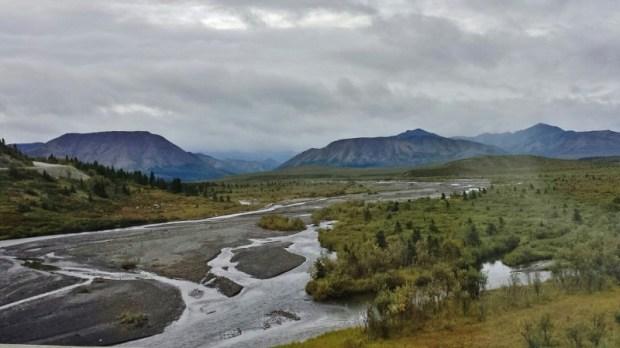 Denali National Park Katishna Experience Bus Tour Sceneryv2