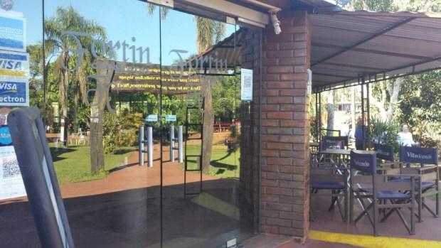 Fortin Restaurant Iguazu Falls