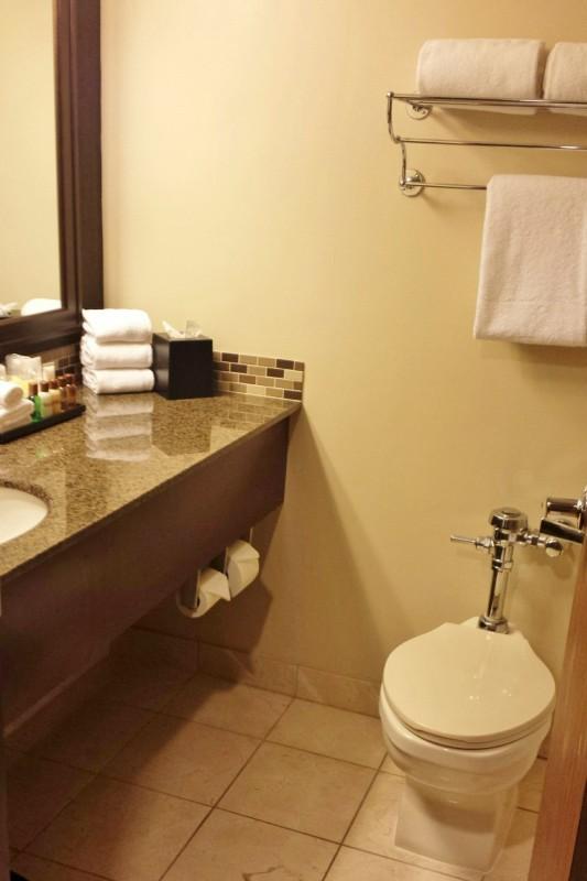 Great Sheraton Anchorage Hotels Junior Suite Bathroom