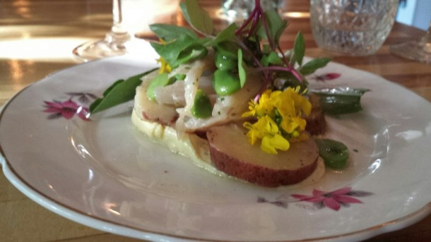 Thistle McMinnville Restaurants smoked rockfish