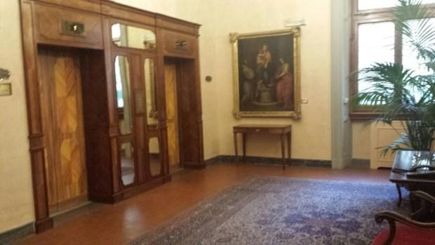Westin Excelsior Florence hotels elevator
