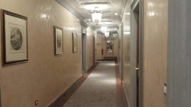 Westin Excelsior Florence hotels hallway