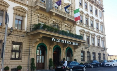 Westin Excelsior Florence hotels review exterior