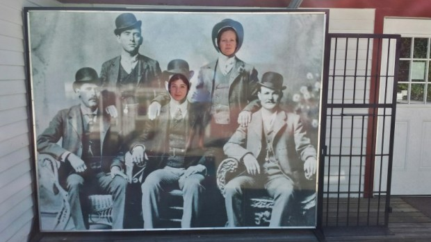Wyoming Territorial Prison famous outlaws