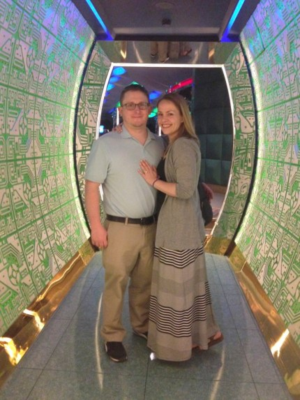 Definitely the most covered lady in the Burj al Arab in my Target attire