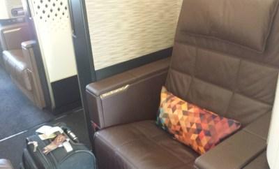 Etihad A380 First Apartment JFK-AUH inaugural seat (2)