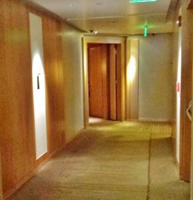 Park Hyatt Chennai Hotels hallway