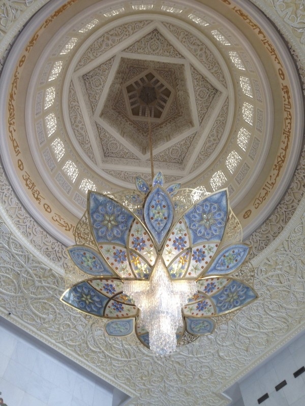 Sheikh Zayed Mosque (2)