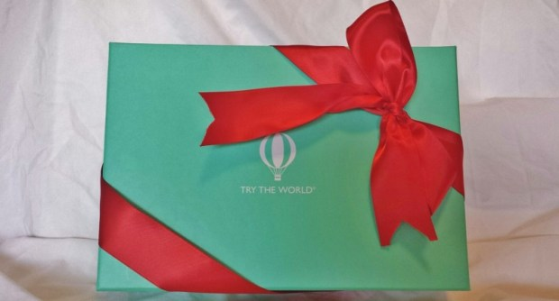 Try the World Review Holiday Box
