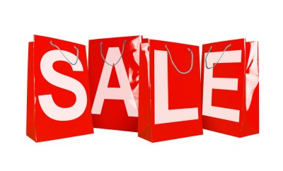 online shopping sale