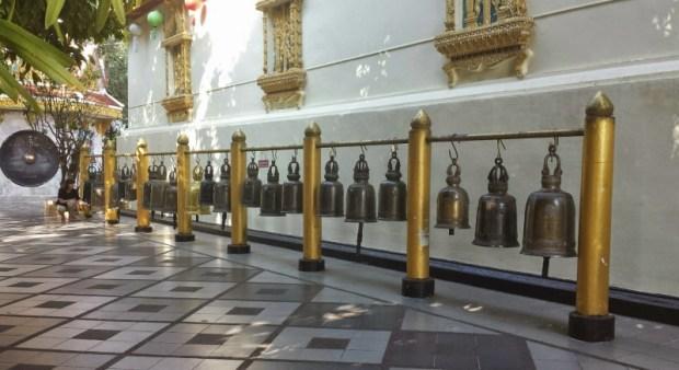 Wat Phra That Doi Suthep bells