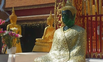 Wat Phra That Doi Suthep emerald buddha