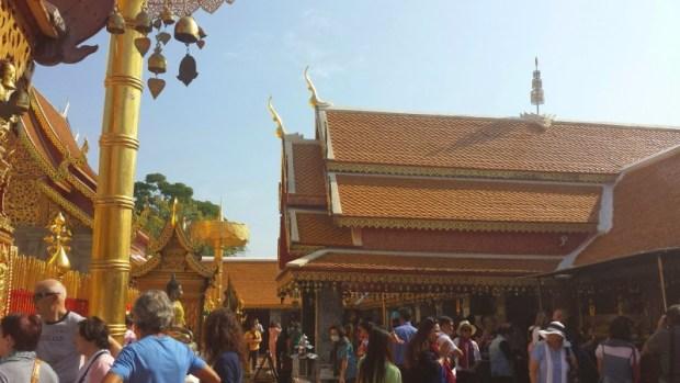 Wat Phra That Doi Suthep temple complex