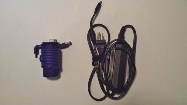 zolt charger size comparison