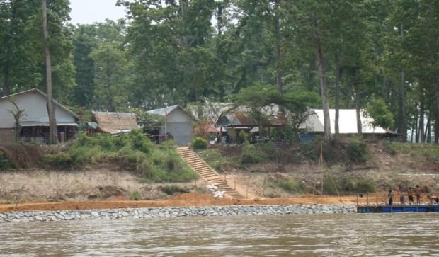 Chiang Rai Golden Triangle Tour Laotian Fishing Village