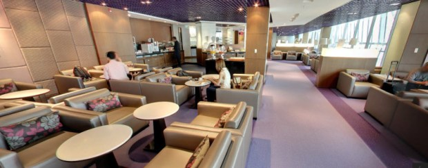 Thai Airways Royal Orchid Lounge Concourse E Street View
