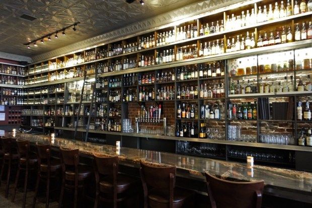 Jack Rose DC Whiskey Bar
