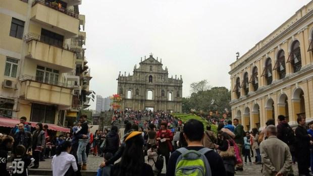St Paul's Basilica Square