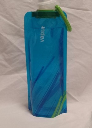 waterbottles through security Vapur Element Bottle review