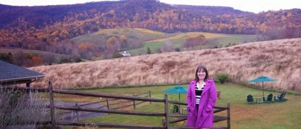 Glen Manor Winery Keri Fall