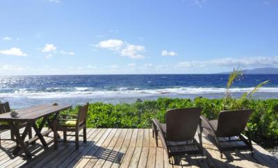 booking com le robinson bora bora water view