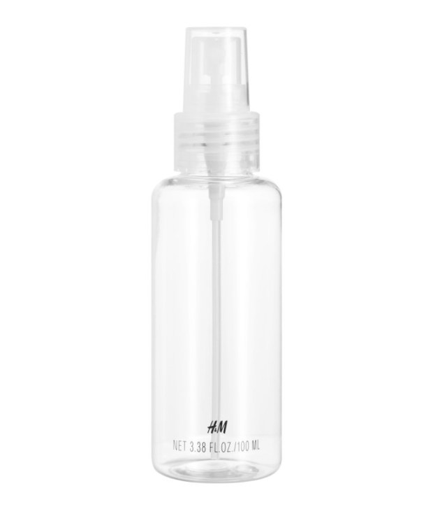 hm spray travel bottle