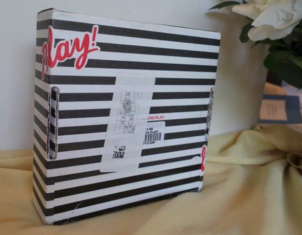 May Play by Sephora beauty box packaging
