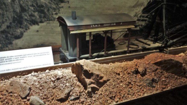 Miraflores Locks Panama Canal museum replicas