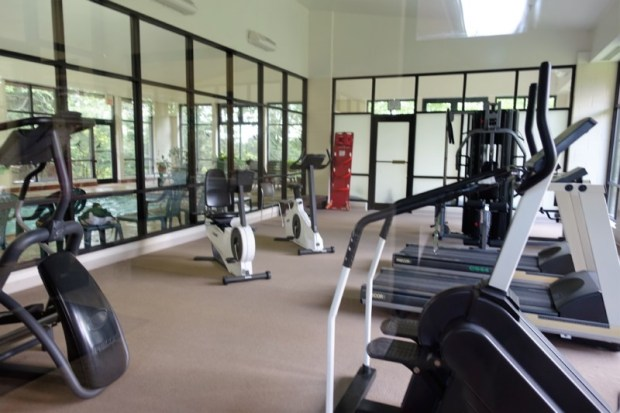 blackwater falls lodge fitness center