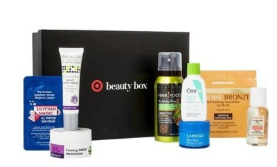 target beauty box may