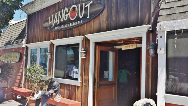 the hangout bar & grill seal beach restaurants front