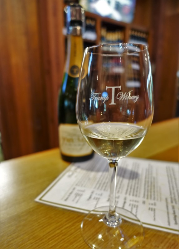 Trump Winery tasting Charlottesville Wineries