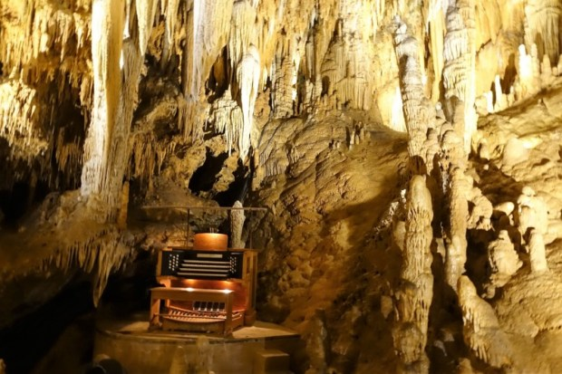 Luray Caverns Great Stalacpipe Organ
