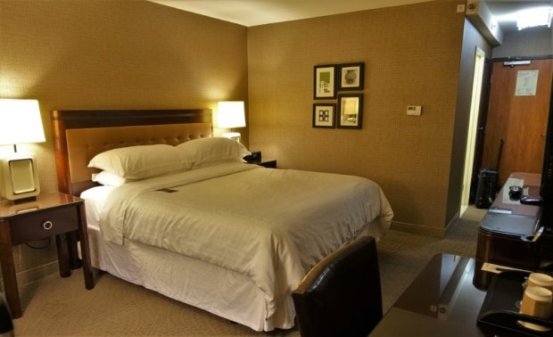 Sheraton Pittsburgh Airport Hotel Review Club King