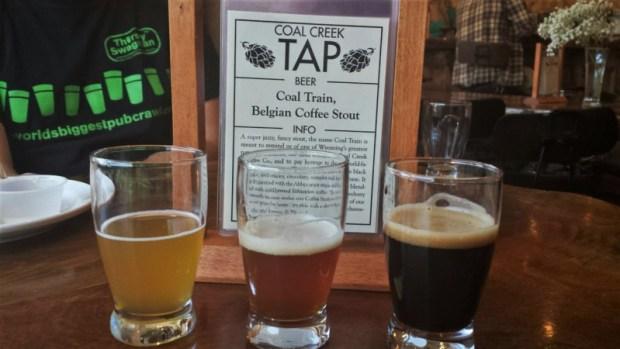 coal-creek-tap-laramie-wy-tasting-flight
