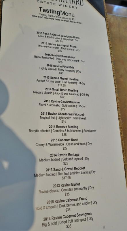 ravine-vineyard-menu-wine-tasting-niagara