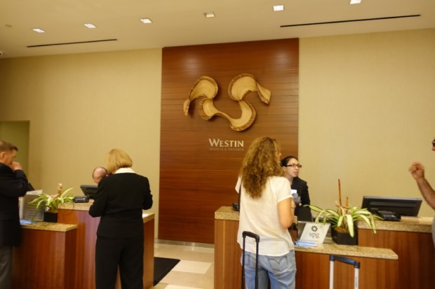 Westin Dulles check in