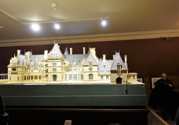 Biltmore House Model Room
