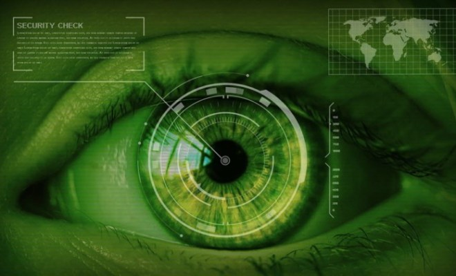 retinal scan to board planes