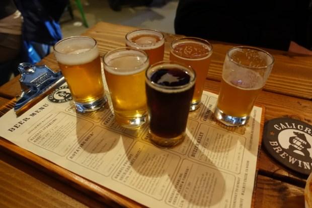Calicraft Walnut Grove Brewery Regular Beers