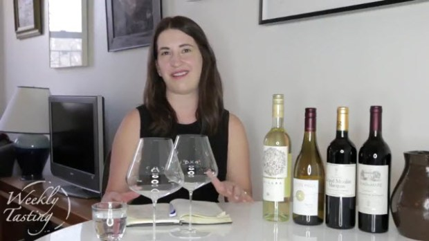 Weekly Tasting Online Vidwo courses