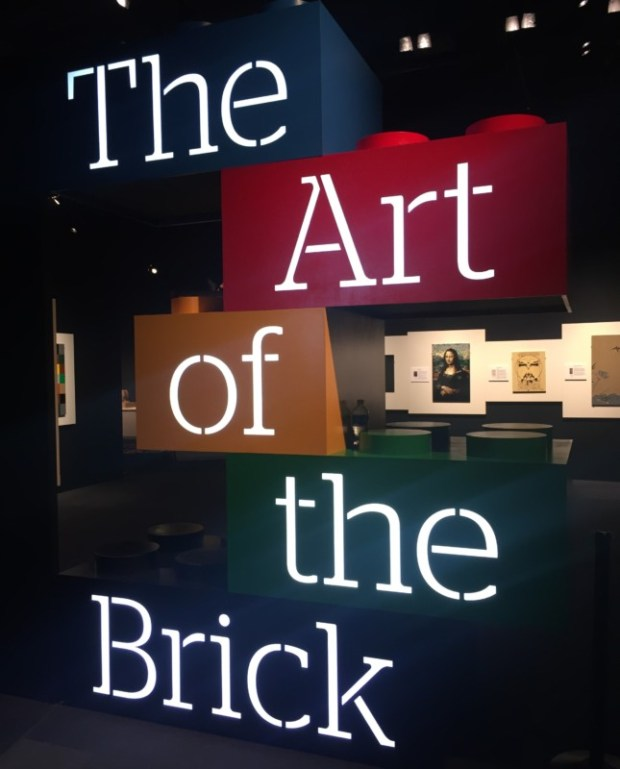 Legos As Fine Art? The Art of the Brick Exhibit