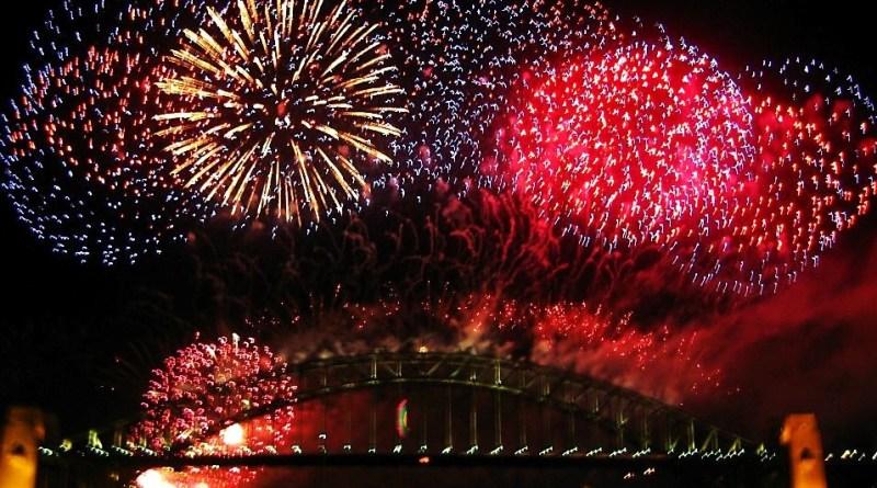 Sydney Harbour NYE Fireworks