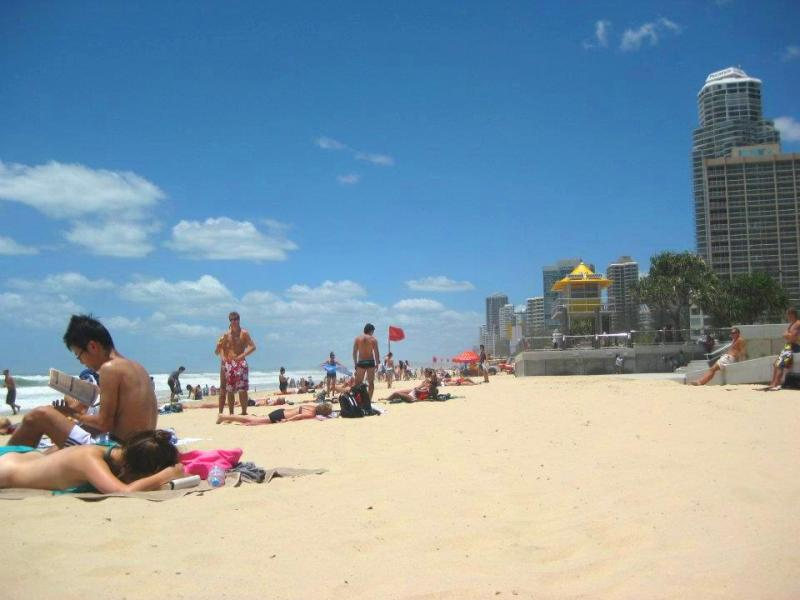 Boxing Day in Surfer's Paradise