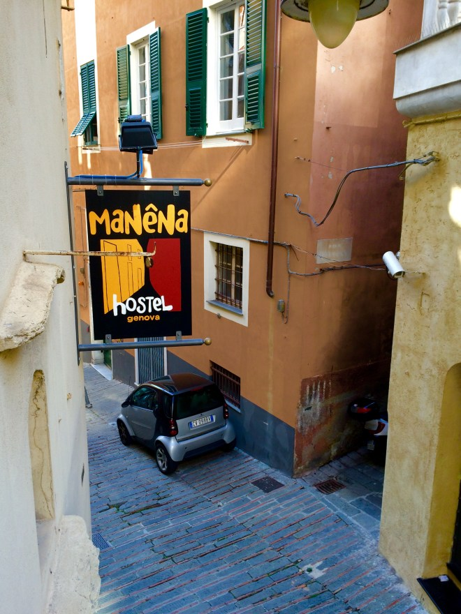 Manena Hostel, Genoa
