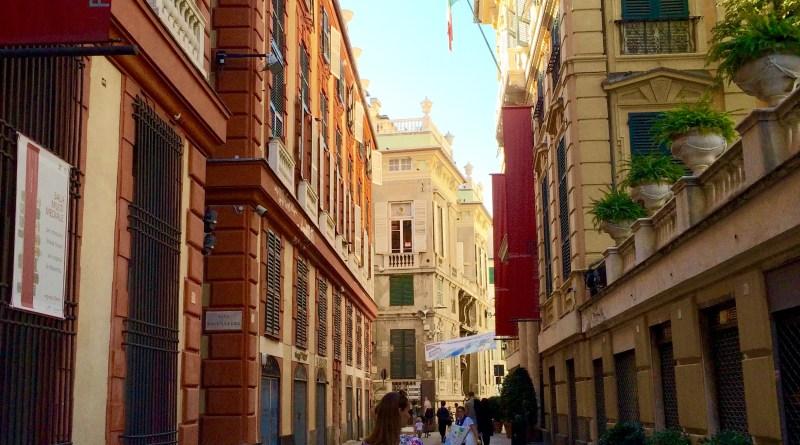 Via Garibaldi, Genoa