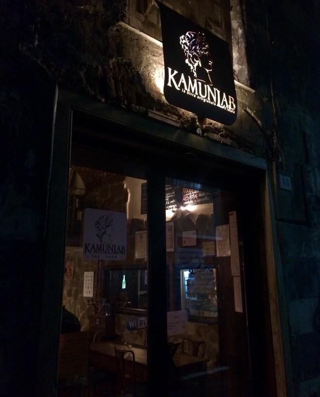 Kamun Lab, Genoa