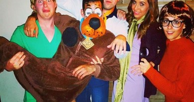 Scooby Doo Fancy Dress
